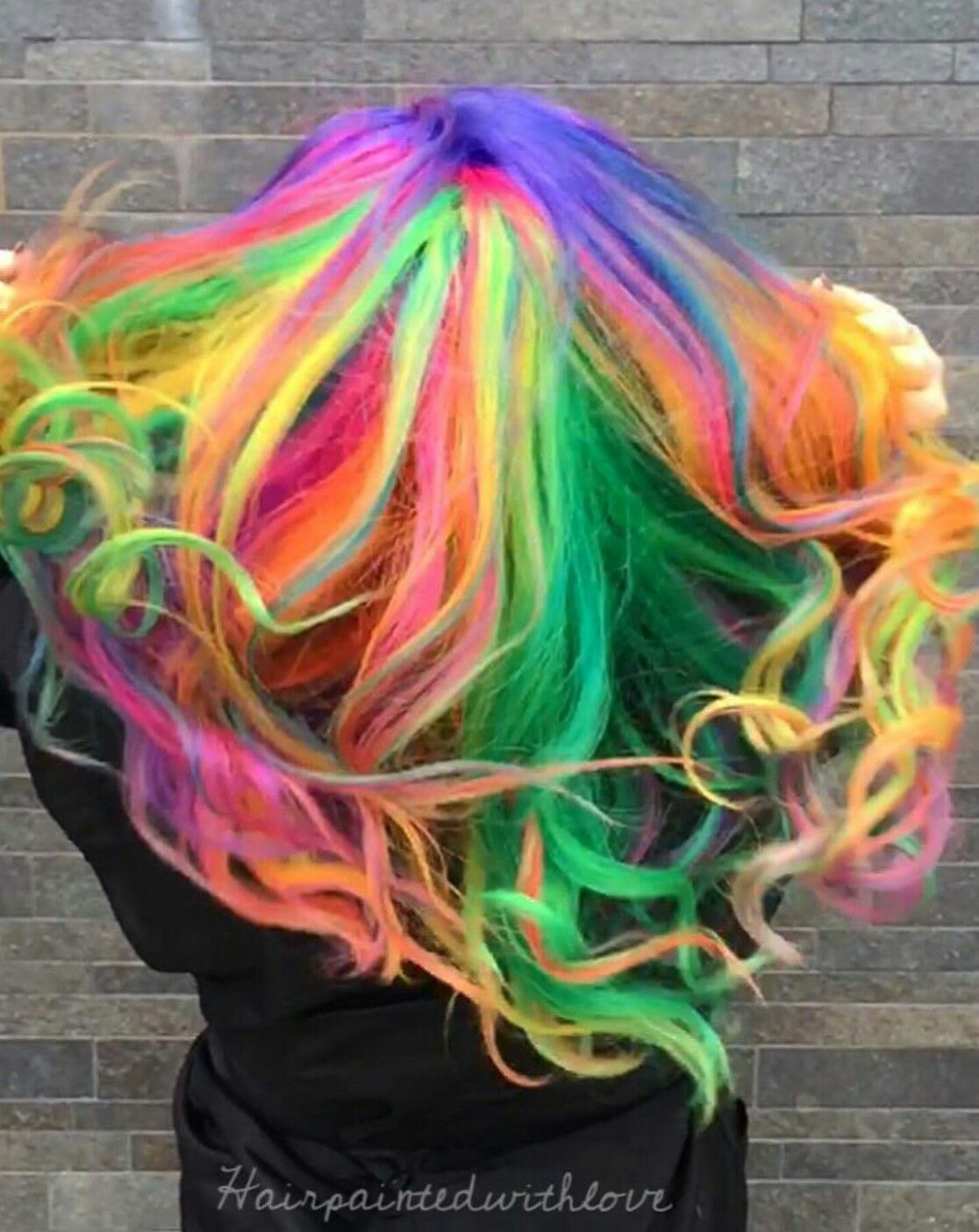 Pin By Katy On Colorful Hair Pinterest Hair Coloring Beautiful