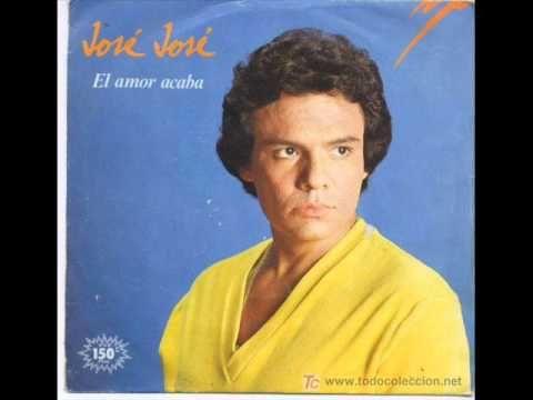 Jose Jose Lagrimas 1983