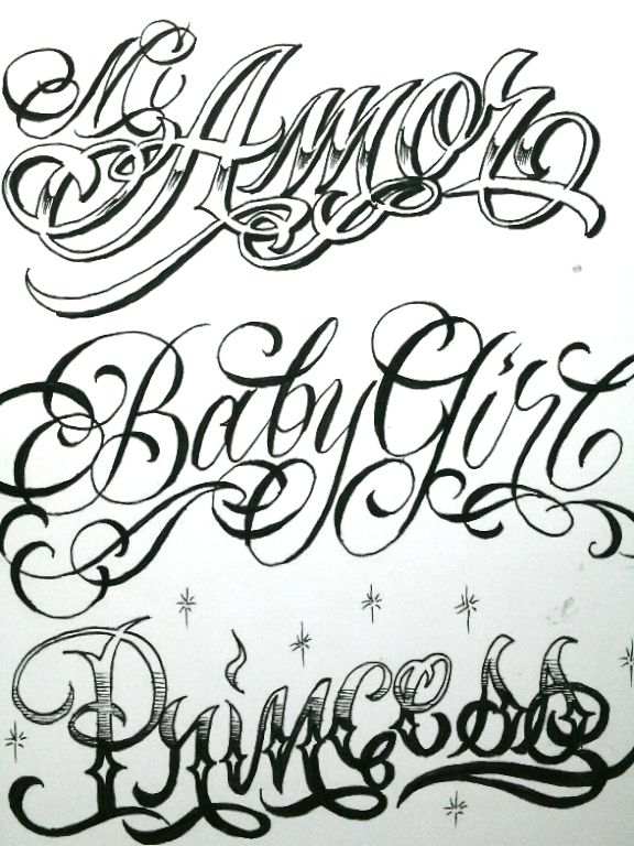Boog Star Tattoo Flash Pictures Typography Pinterest Tattoo
