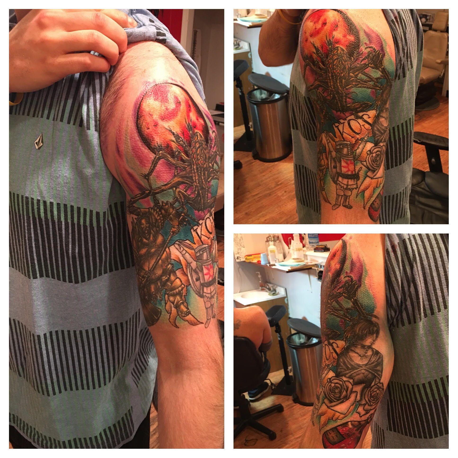 Imgur Post Imgur Tattoos Cool Tattoos Sleeve Tattoos