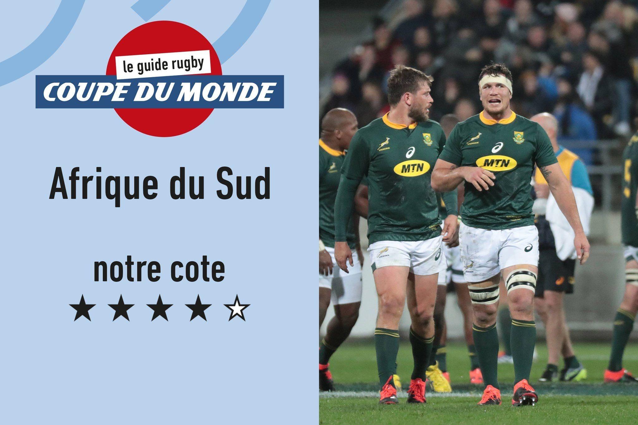 Rugby Worldcup Japan 2019 Afriquedusud Afrique Du Sud Et Afrique