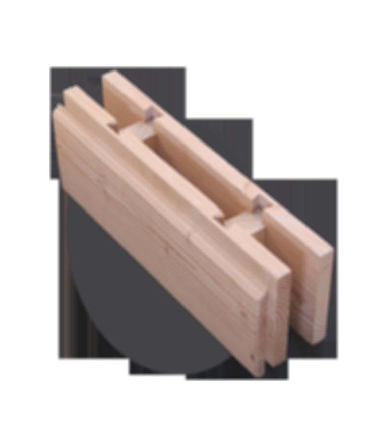 brikawood la brique en bois qui se monte sans clou ni vis ni colle my perfect box home. Black Bedroom Furniture Sets. Home Design Ideas