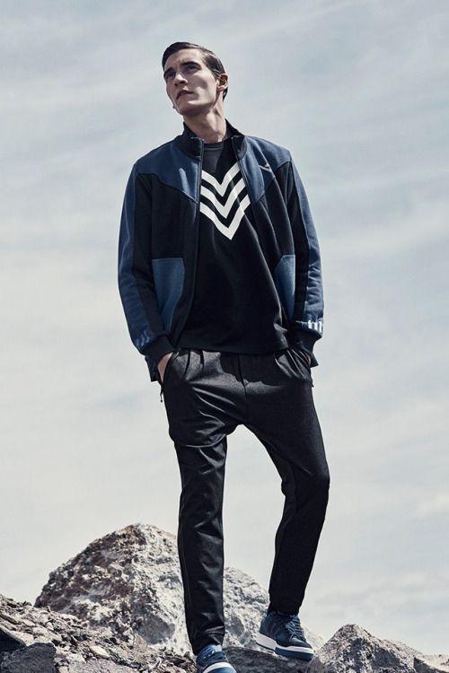 ca7a0d44d617 adidas Originals x White Mountaineering FW16. menswear mnswr mens style  mens fashion fashion style adidasoriginals adidas campaign whitem