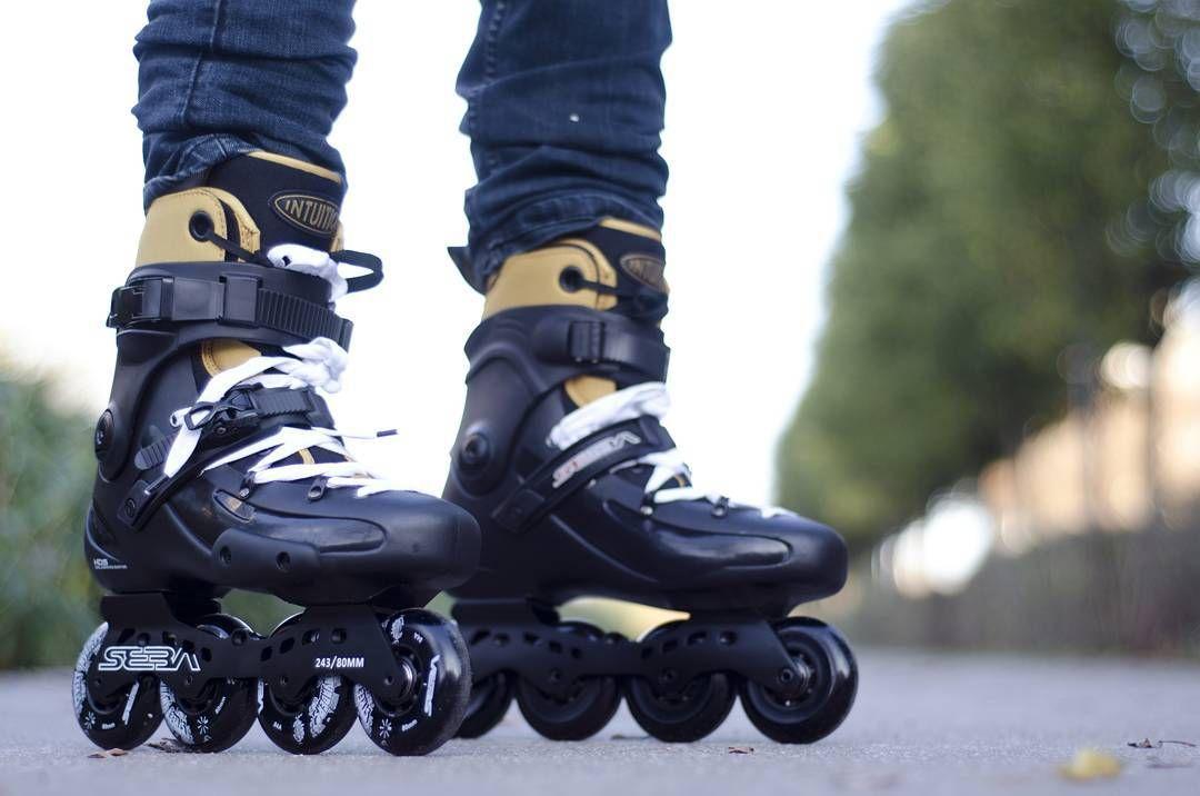 Seba Roller freeskate fr1 80 Noir