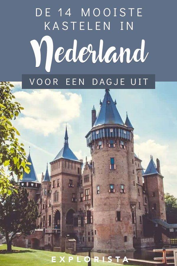 De 14 mooiste kastelen in Nederland voor een dagje