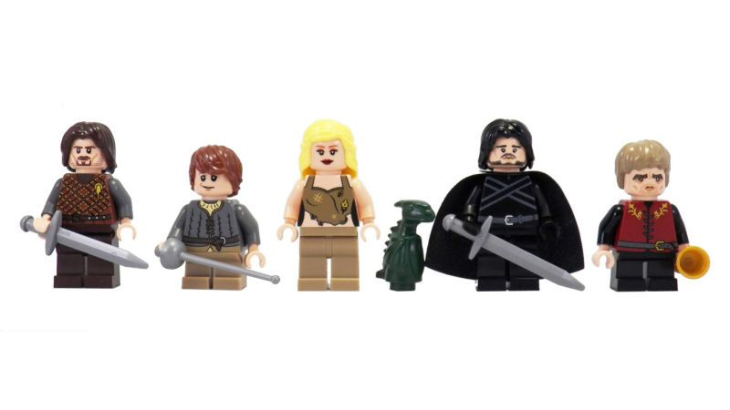 game of thrones lego - Google Search | LEGO Game of Thrones ...