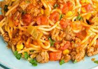 Mexican Spaghetti Recipe #mexicanspaghetti Mexican Spaghetti Recipe