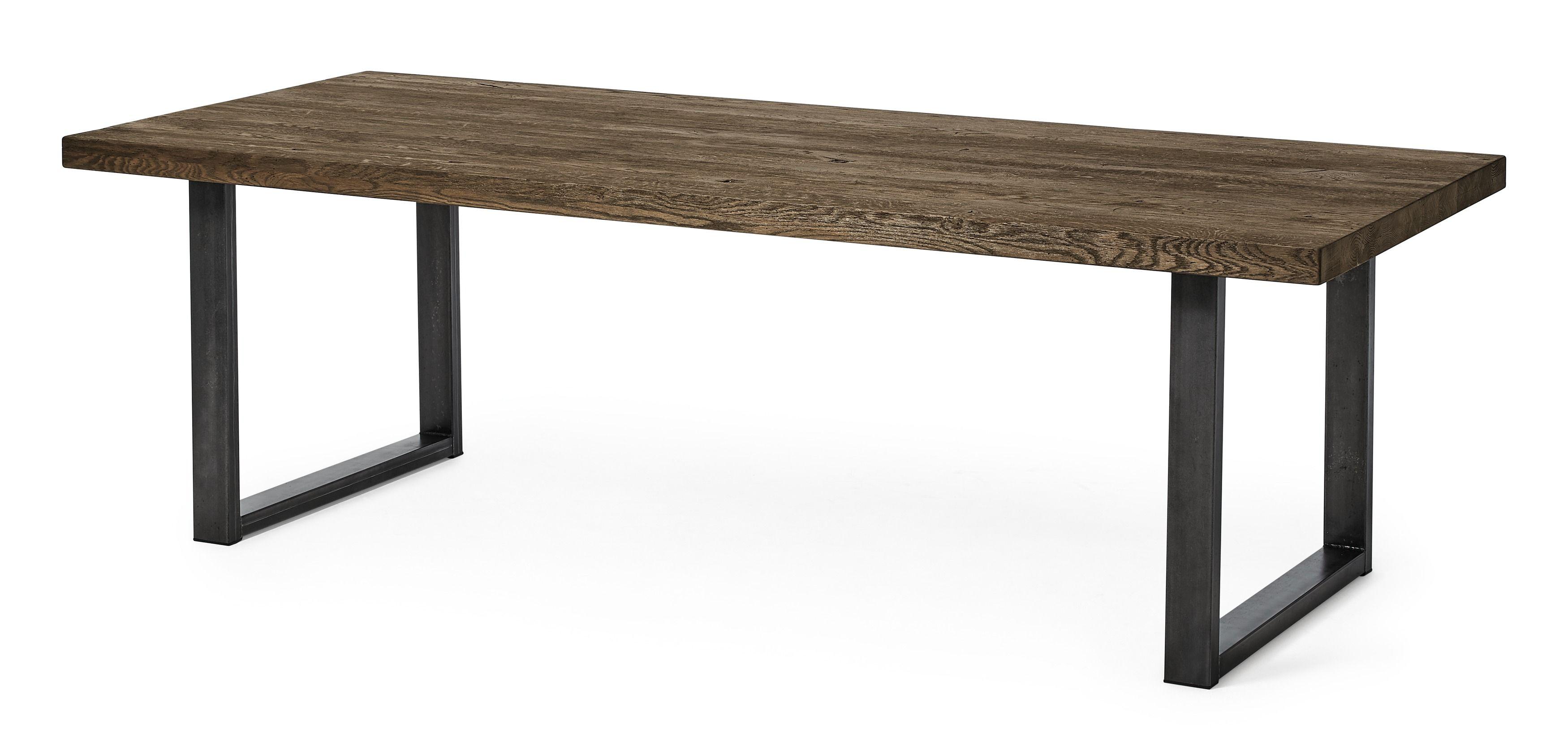 Raw matbord är en läcker möbel tillverkad i massiv ek Den gedigna