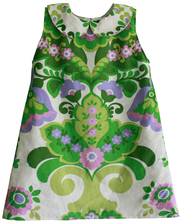 Patroon jurk baby gratis