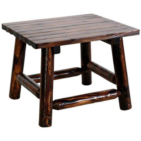 Home Wood End Tables Table