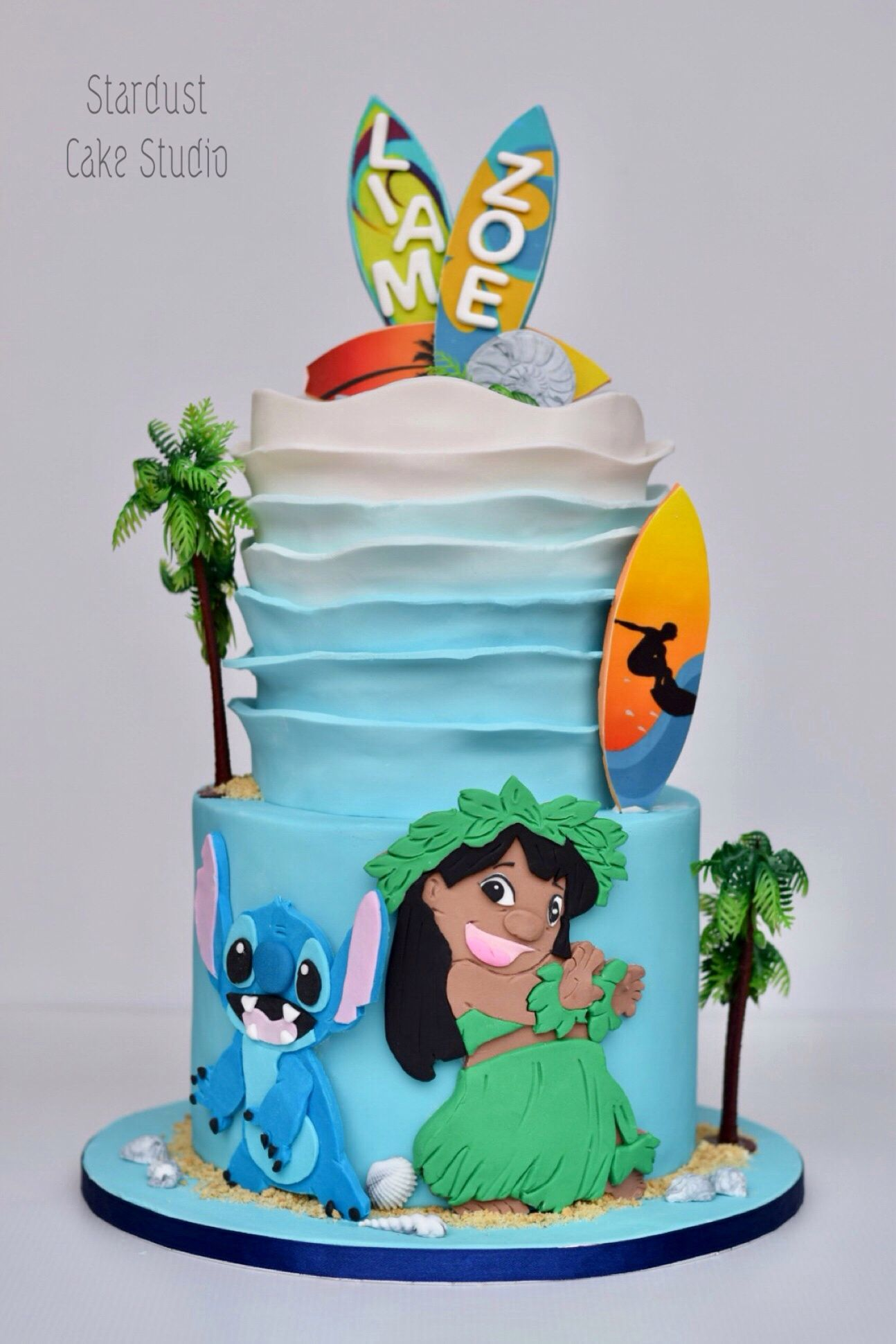 Lilo And Stitch Birthday Cake Inspiration Birthdaycake
