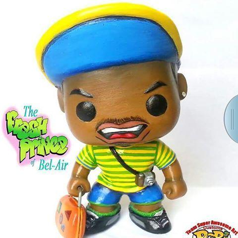 Fresh Prince Of Bel Air Custom Pop D Everything Was
