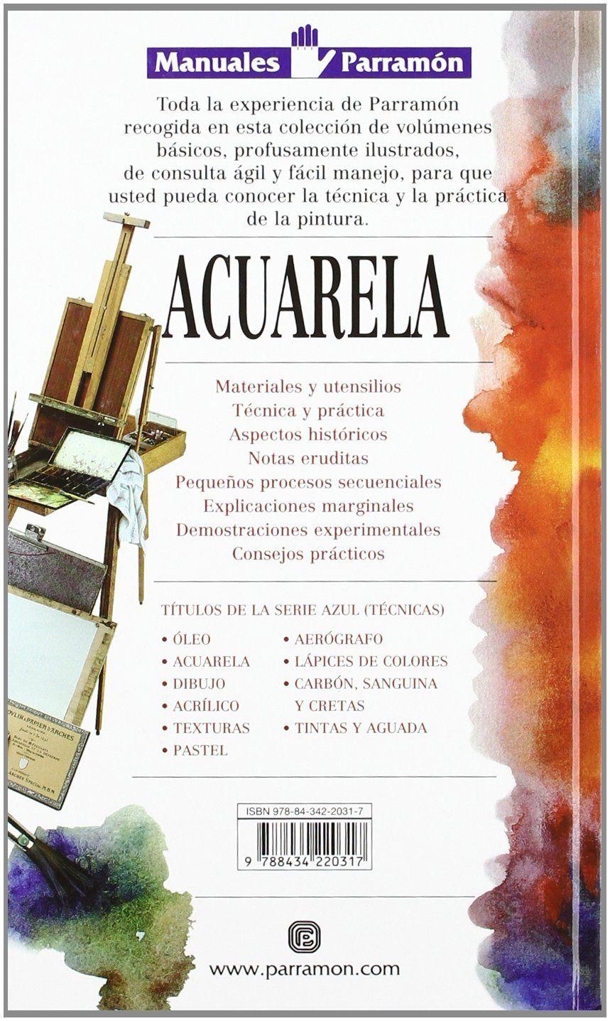 Acuarela (Manuales Parramón)