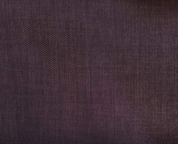 Woven Dark Purple Upholstery Fabric By The Yard Dream House