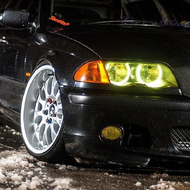 Dat Fitment Bmw E46 Euro Stanced Slammed Fitted Hellaflush