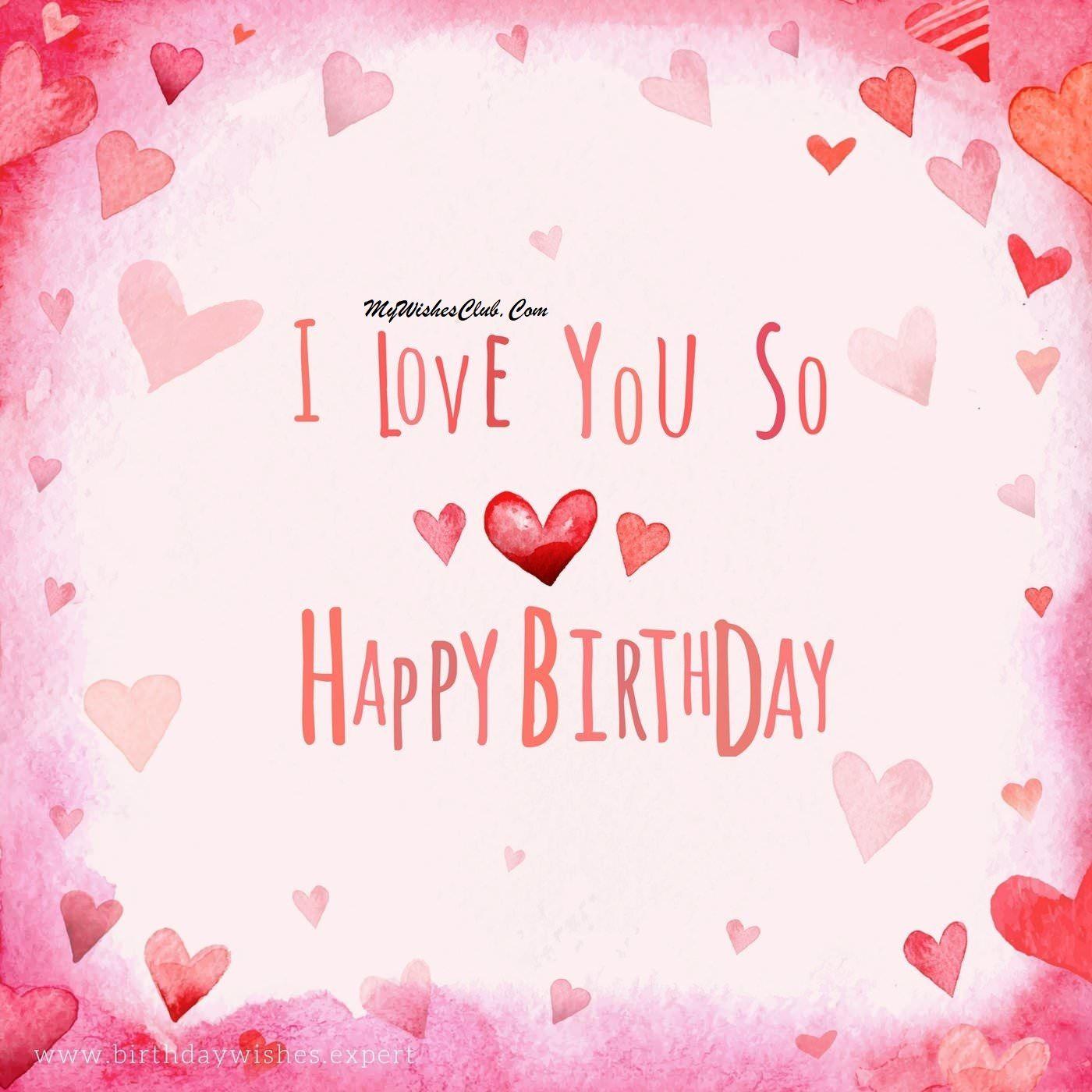 Happy Birthday Wishes For Wife _ Best Romantic Birthday