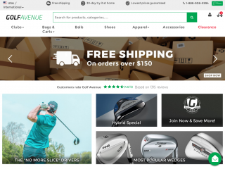 Golf Avenue Coupon Codes Discount Code Promotional Codes Free Shipping Code Coding Coupons Golf