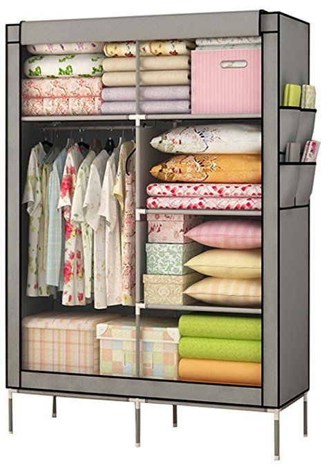 Youud Popular Closet Organizer Collection Multilayer Shelves