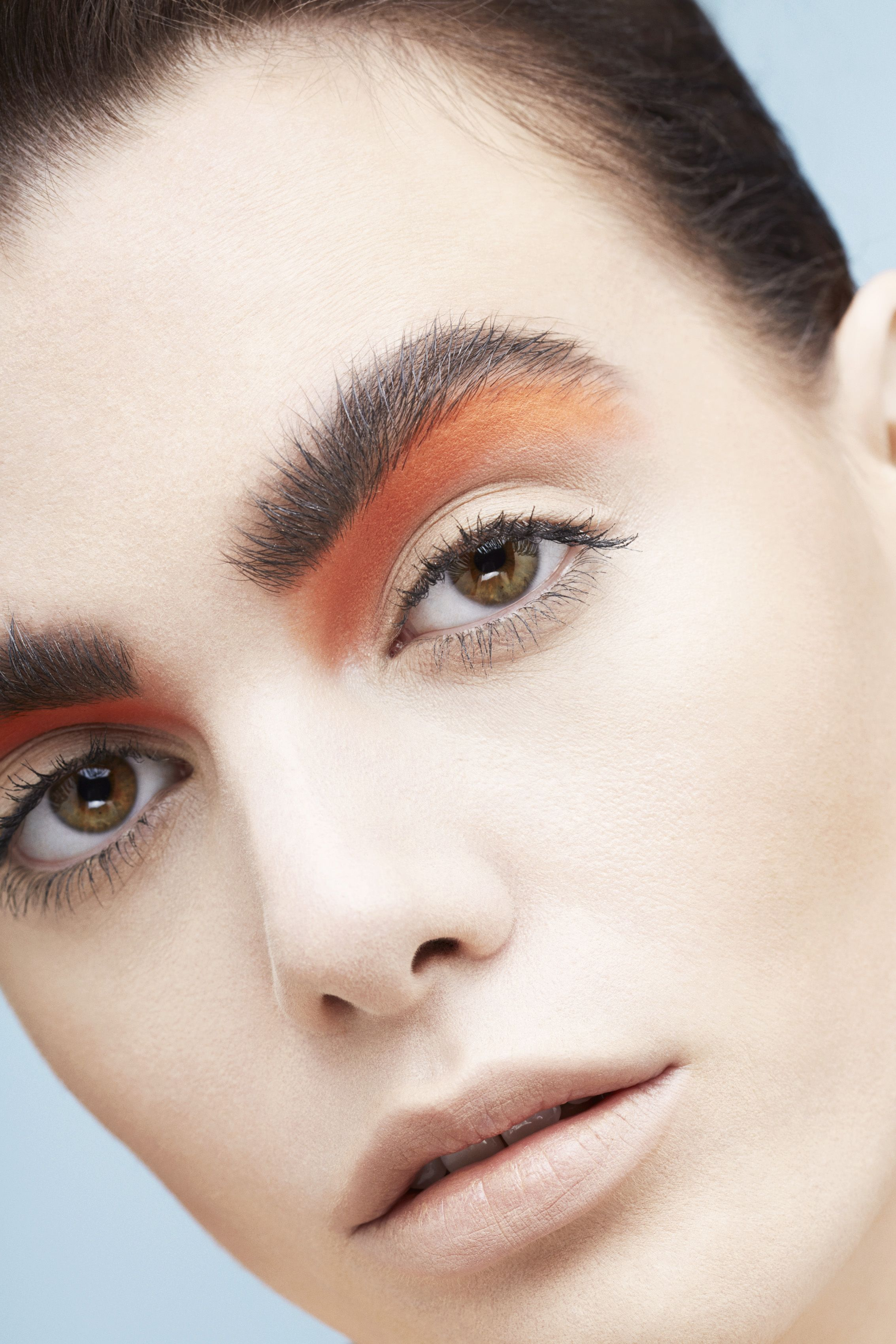 Christine Kreiselmaier photography in Harper's Bazaar Vietnam, Autumn issue 2015, Makeup Sarah Jagger, Hair Delphine Bonnet, Model Charli Howard @ Wilhelmina Models