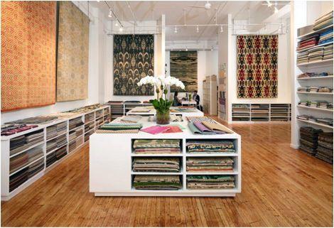 Showrooms Belgian Linen02 Store Design Showroom design