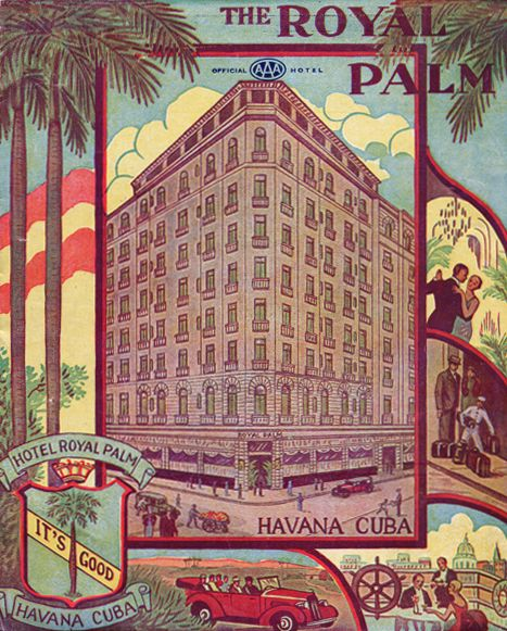 The Royal Palm Hotel advertisement via http://wolfsonianfiulibrary.wordpress.com/