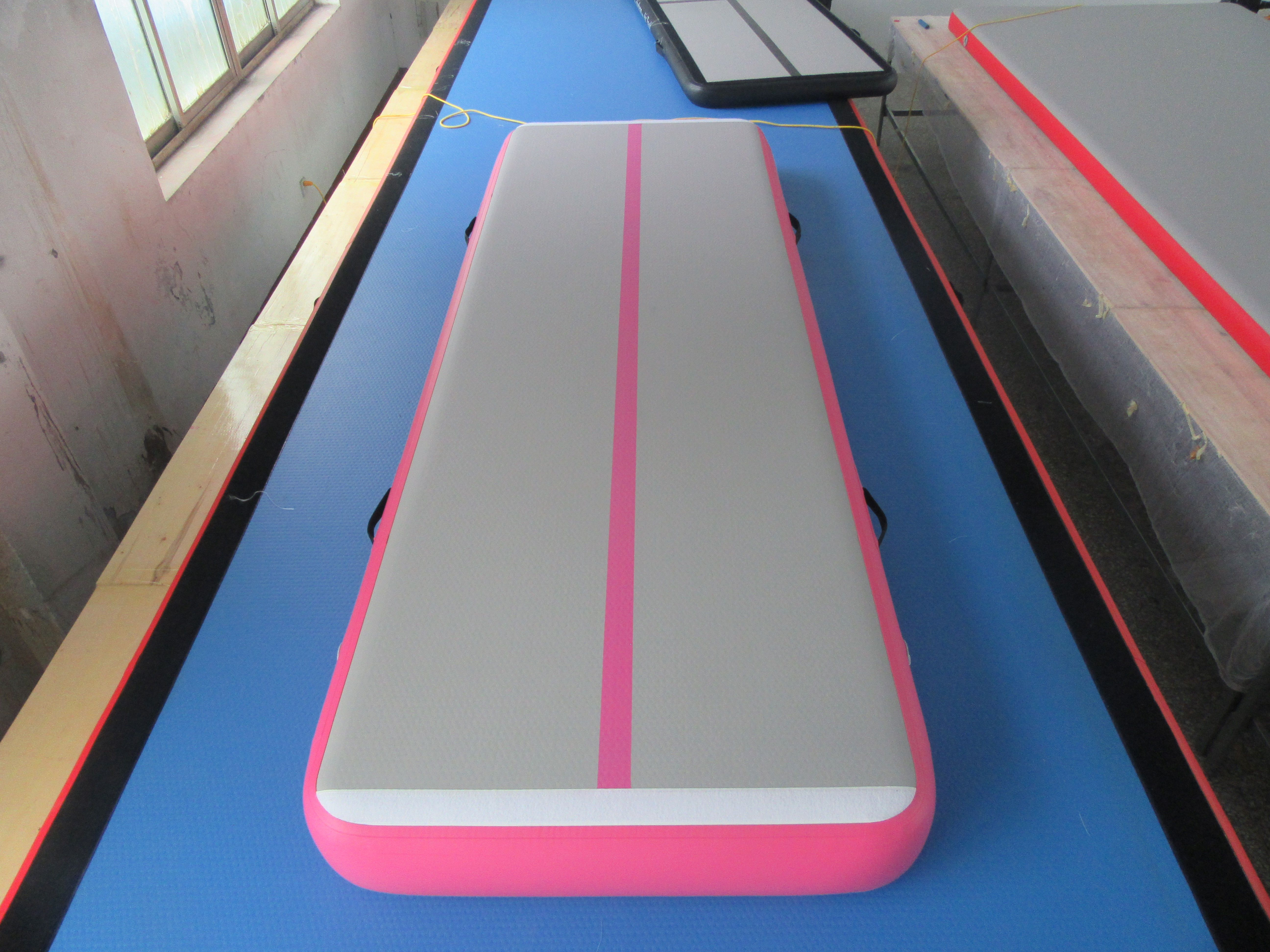 Pink Color 3 1 0 2m Air Track Inflatable Air Track Airtrack Slip