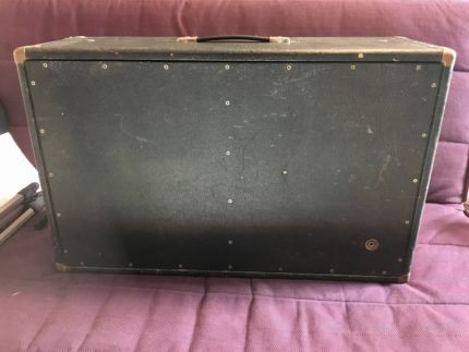 Fender Blackface Bassman / Bandmaster Box in Baden