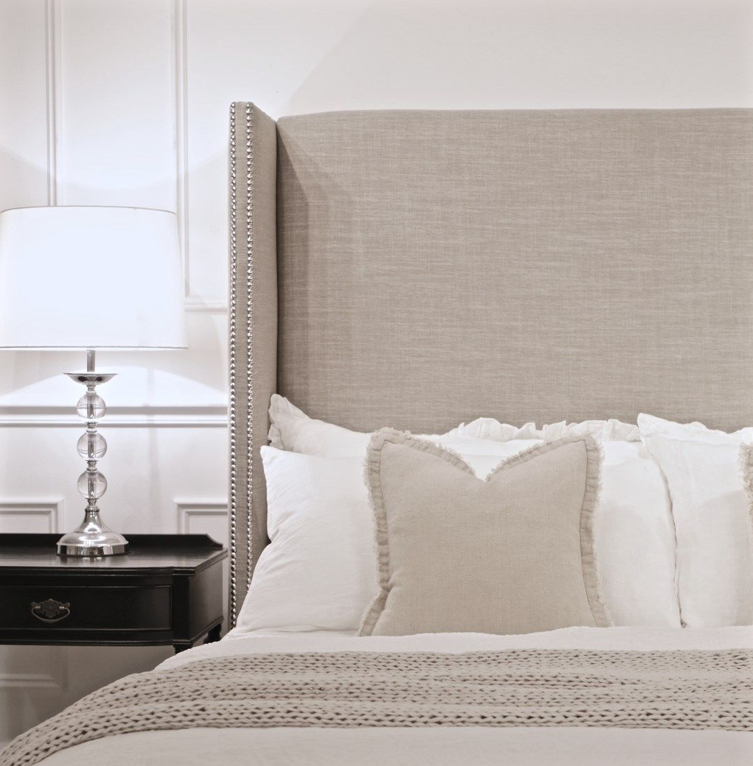 Upholstered Beds King Bed Queen Oned Bedhead Chesterfield