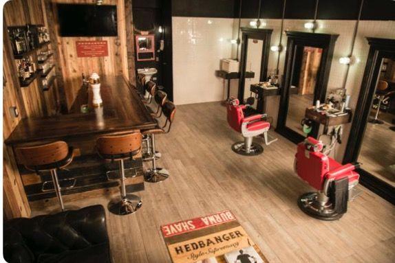 Pin by Barbara Carparelli on Barbershop   Pinterest   Barber shop ...
