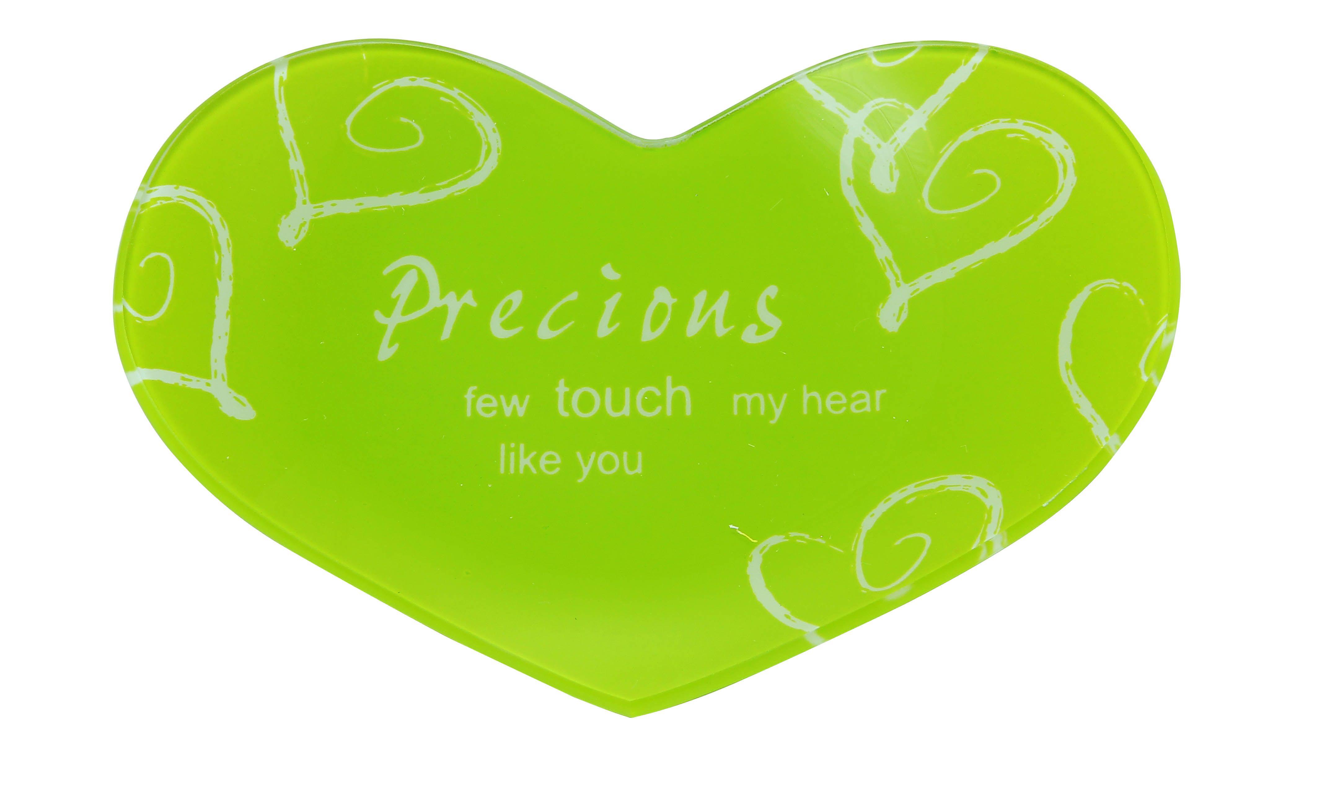 Precious few touch my heart like you
