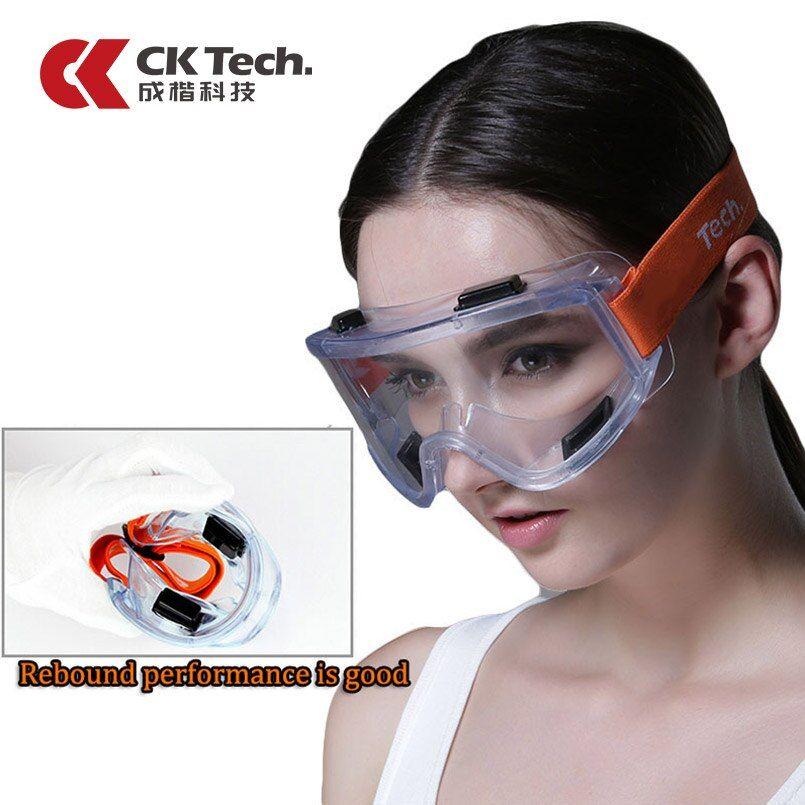 Ck techsafety goggles windproof antisand antisplash