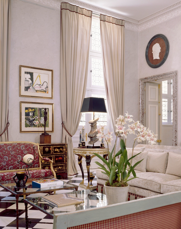 5 Attention Grabbing Classic Interiors By Jp Molyneux Studio Ltd