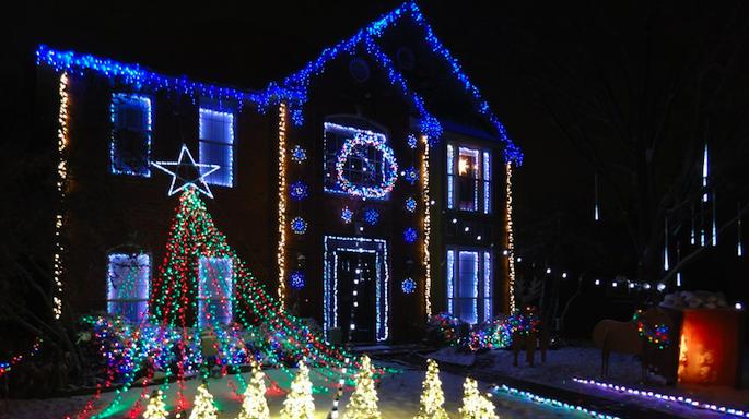 Christmas Light Displays DFW Dallas Fort Worth Christmas