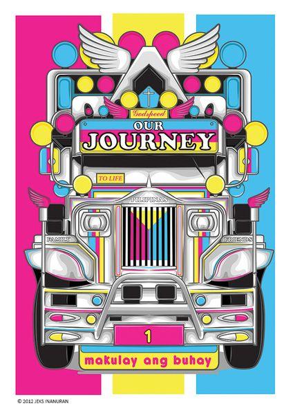 Cubic Fun 3D Puzzle Autobus Jeepney Philippinen