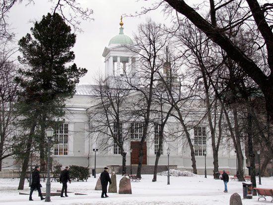 Helsingin Vanha kirkko