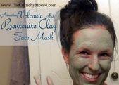 Photo of #Bentonite #Clay #Face #face mask for pores homemade #Homema…