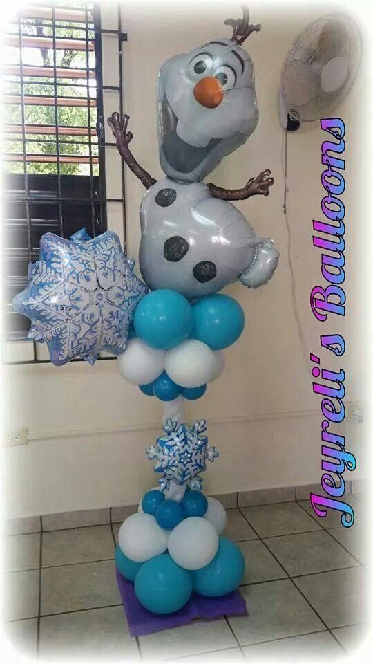 Frozen Decoration party