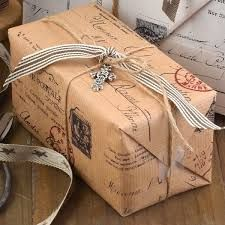 brown paper wrapping - Google Search