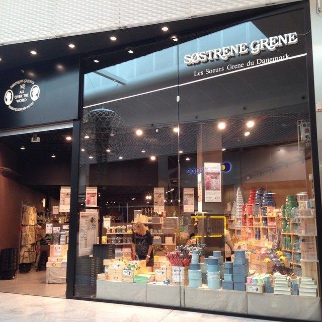 Sostrene Grene (déco danoise) - centre commercial Aeroville ...