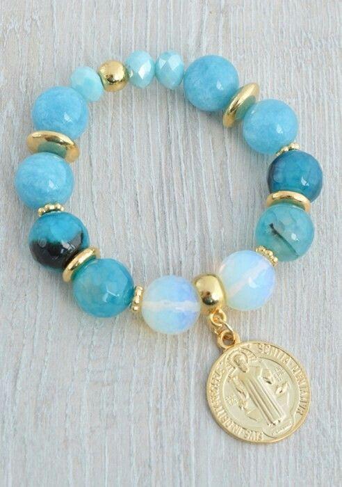 Pin von Elizabeth Amaro auf Bogo bracelet | Pinterest
