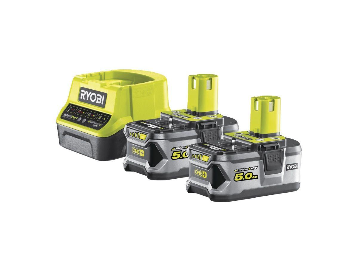 Ryobi batterier og ladere | Elverktøy | Ryobi Tools