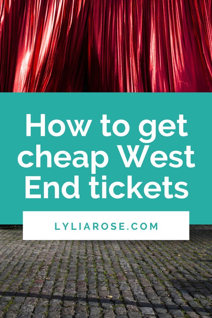 There's nothing more exciting than going to see a West End show in one of London's amazing historical theatres such as the stunning Prince Edward Theatre. However, if you aren't savvy when it… #savemoney #moneysavingtips #london #visitlondon #londonuk #westend #theatre #cheaptickets #moneysavinghacks