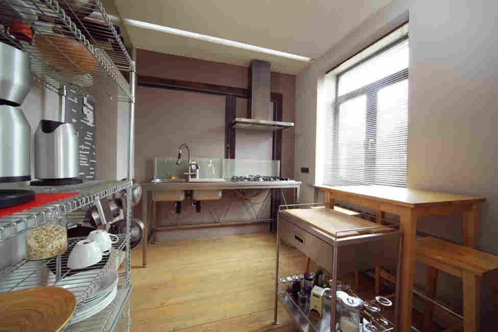 Квартира в индустриальном стиле в центре Минска