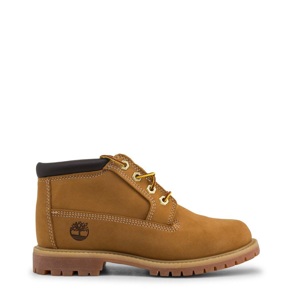 Timberland AF NELLIE DBLE in 2020   Brown ankle boots