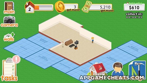 Design This Home & Cheats for Cash, Coins, & Income ... on design this home for iphone, design your dream home, home design app cheats, home design story cheats, design this home game ipod, design this home living rooms,
