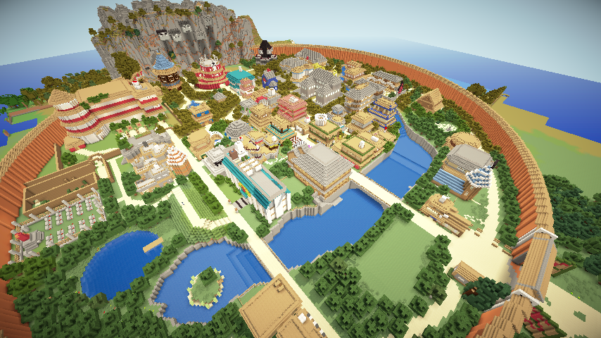 Minecraft naruto map google search naruto pinterest minecraft naruto map google search gumiabroncs Gallery