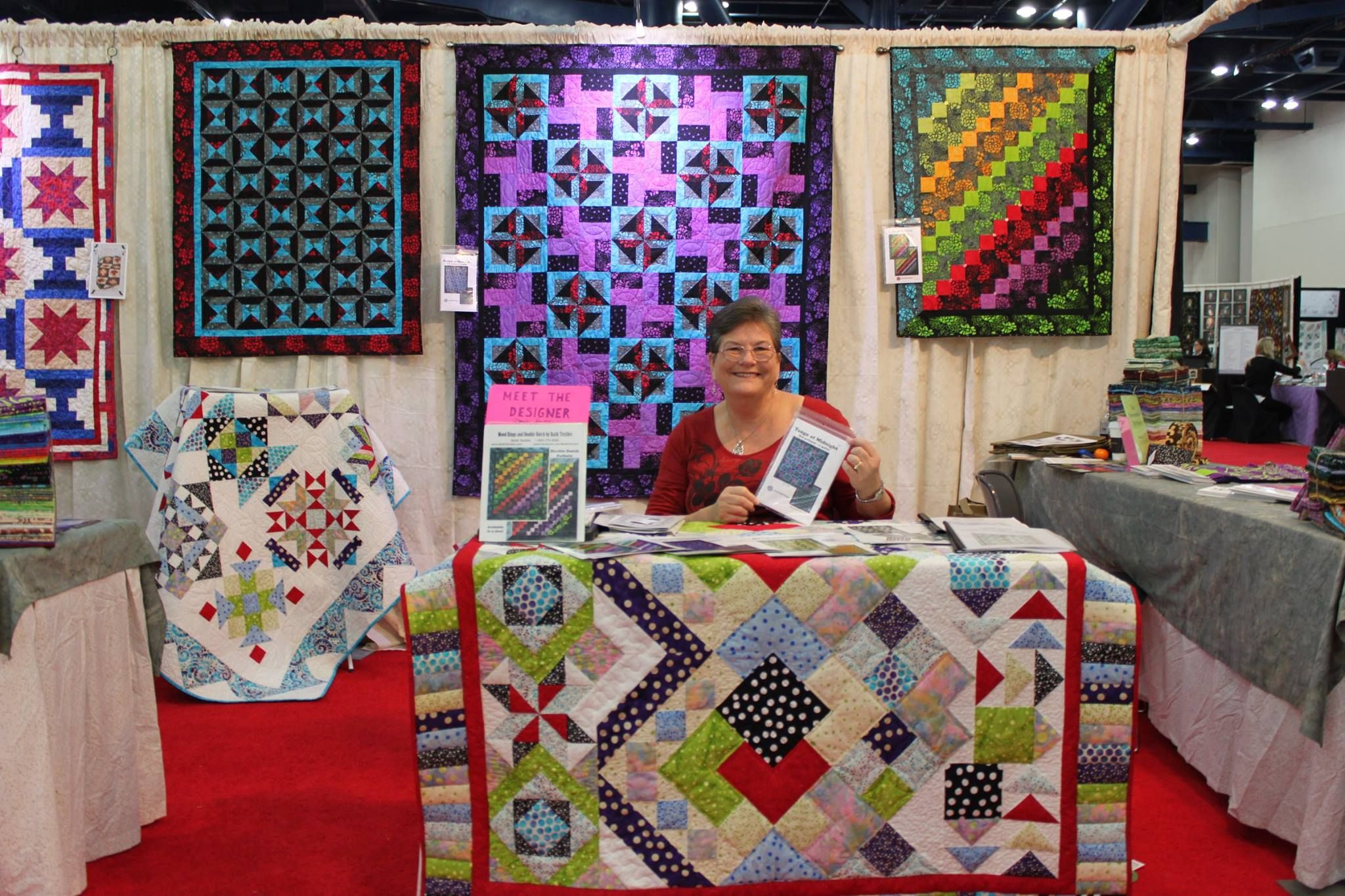 Janice Smith From Inspirations Quilt Shop Janice Smith Designs With