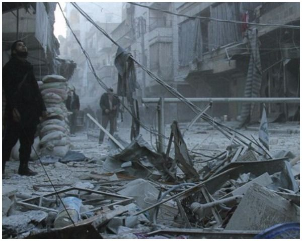Syria War Ceasefire Ends As Fighting Escalates In Aleppo - http://www.morningledger.com/syria-war-ceasefire-ends-as-fighting-escalates-in-aleppo/13114401/