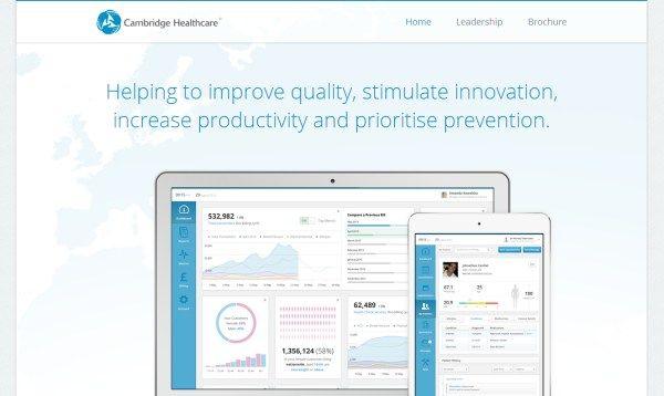 30 Beautiful Corporate Websites Vandelay Design Create Business Website Business Website Design Business Website