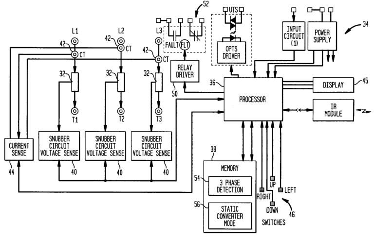 How To Wire A 3 Phase Motor Diagram